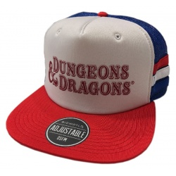 Gorras Dungeons And Dragons...