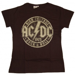 AC-DC-High Voltage-Camiseta...