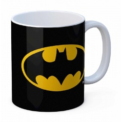 Batman Logo-DC Comics-Taza...