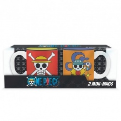 One piece-Luffy-Set Tazas...
