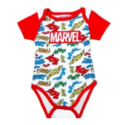 Marvel - Logo Bebe - Body...